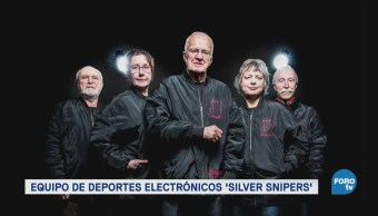 Silver Snipers Equipo Adultos Mayores