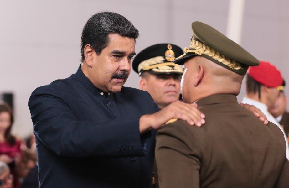 Maduro pide estar alerta supuesta invasión Estados Unidos