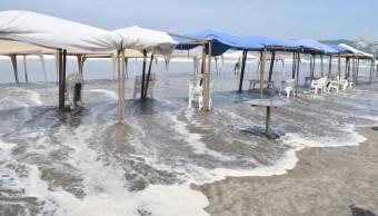 Suman siete turistas ahogados Acapulco temporada vacacional