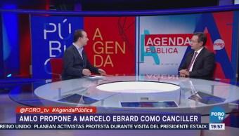 Marcelo Ebrard Cancillería Análisis AMLO Gabinete