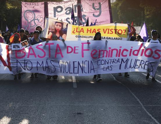 """ONU pide a México """"medidas urgentes"""" para prevenir feminicidio"""
