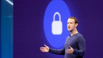 Mark Zuckerberg Facebook Inversionistas Caída Acciones