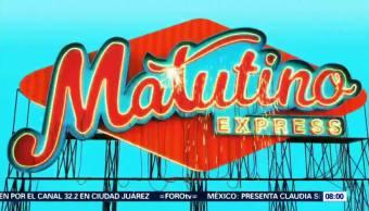 Matutino Express del 23 de julio con Esteban Arce (Parte 1)