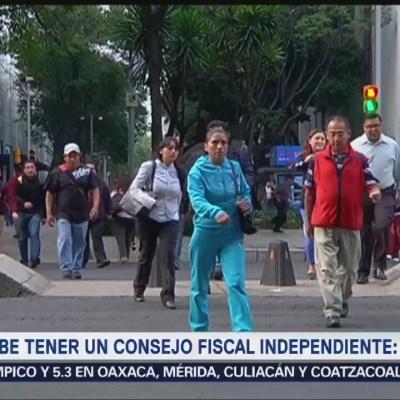 México debe tener consejo fiscal independiente: BM