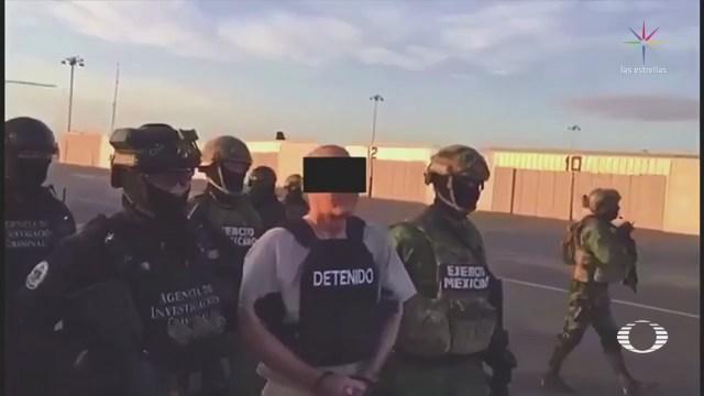 México Extradita EU Dámaso López Licenciado