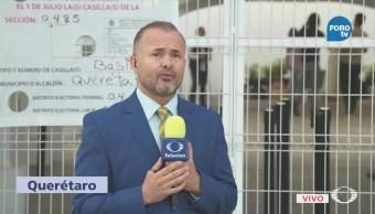 Ricardo Anaya Votará Querétaro