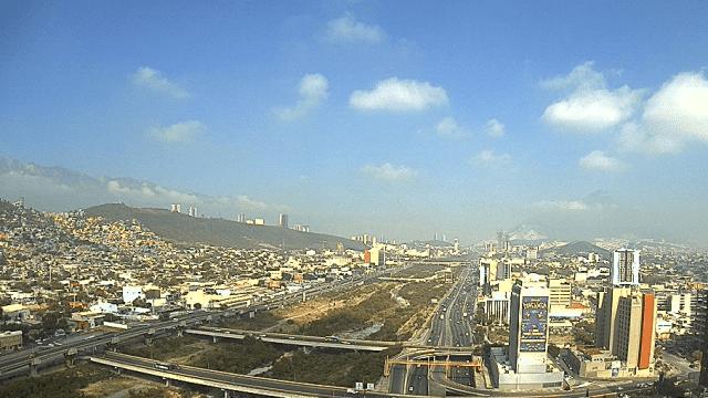Investigan mal olor en área metropolitana de Monterrey