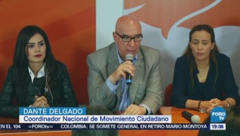 Movimiento Ciudadana Culpa Gobierno Sus Resultados Electorales