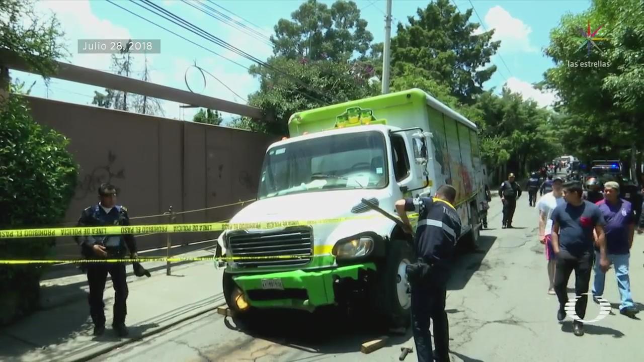 Muere joven tras accidente en la carretera Topilejo-Los Arco ...