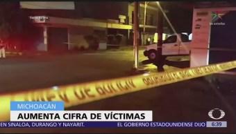 Mueren dos jóvenes heridos en ataque a funeral en Uruapan