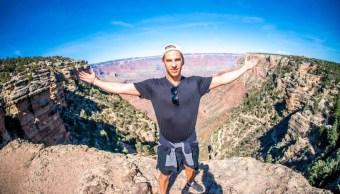 Mueren tres youtubers caer cascada Canadá