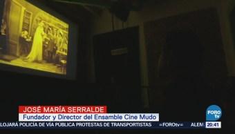 Música Para Cine Mudo Ensamble Cine Mudo