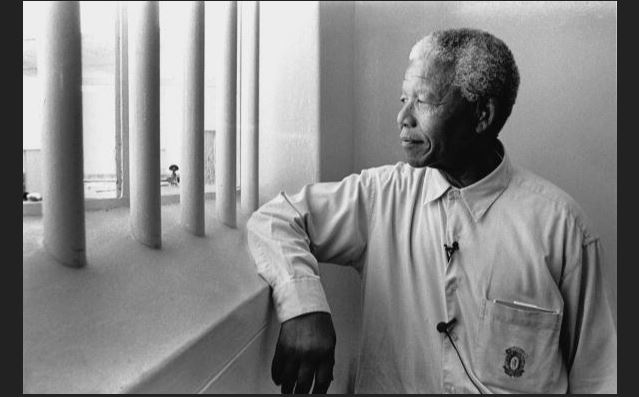 Nelson Mandela en 1994. (Getty Images, archivo)