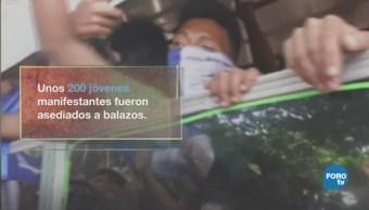 Nicaragua, una rebelión que no para