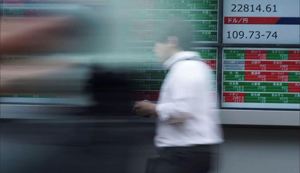 Nikkei de Bolsa de Tokio sube 1.9%, Bolsas de China al alza