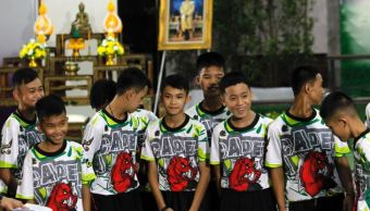 Los Jabalíes Salvajes recuerda a buzo tailandés