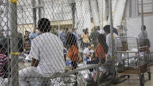 Niños sufrimientos centros migratorios Estados Unidos