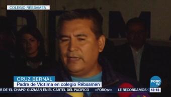 Familiares Víctimas Rébsamen Montan Guardia Ante Amenazas Demolición