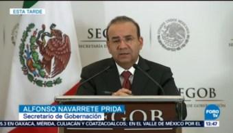 Navarrete Vincula Tráfico Armas Desde Eu Homicidios México