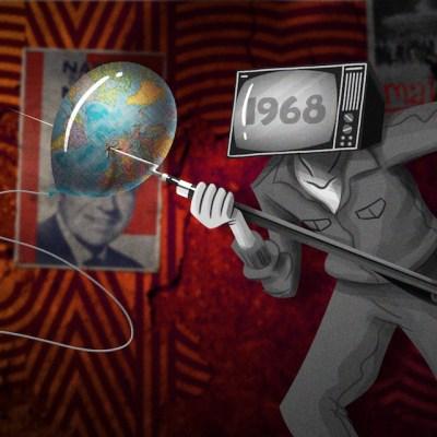 1968: El año que marcó profundamente a México (y a seis países más)