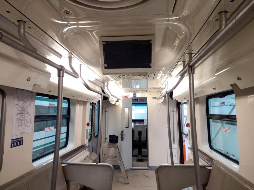 Nuevos Trenes Linea 1 Metro cdmx