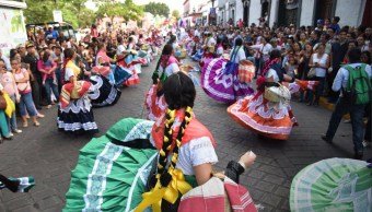 Oaxaca se alista para disfrutar la fiesta de la Guelaguetza