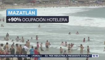 Ocupación Hotelera Sinaloa Mazatlán Turismo Turistas