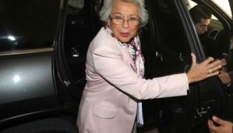 Presidente de la CNDH se reunirá con Olga Sánchez Cordero