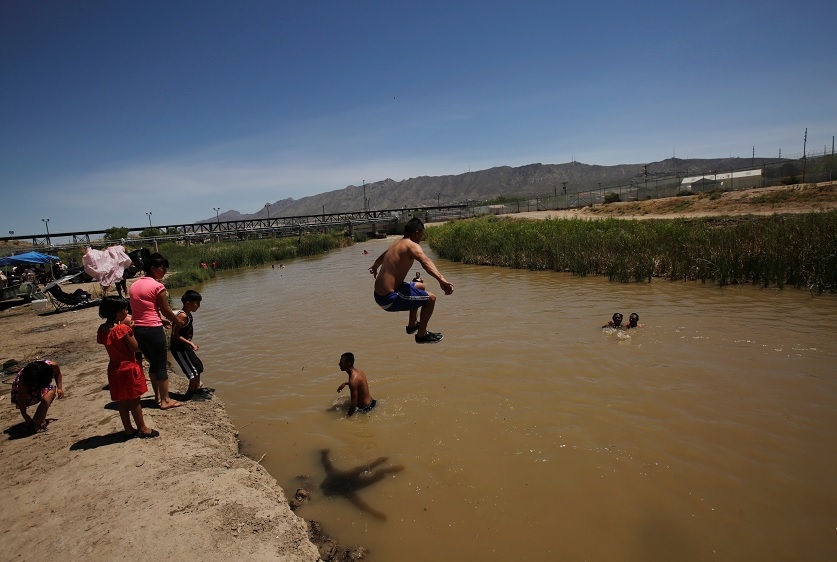 Pronostican temperaturas 45 grados en BC, Sonora e Hidalgo