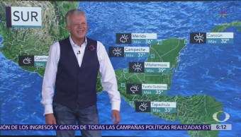 Onda de calor afectará 25 estados de la República Mexicana