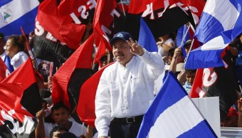 Ortega descarta renunciar superar crisis Nicaragua
