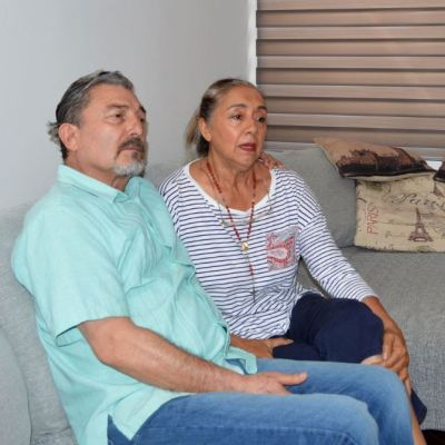 Suegros de Pilar Garrido, asesinada en Tamaulipas, reiteran la inocencia de su hijo
