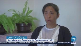 Panorama México Vih Lupita Gómez