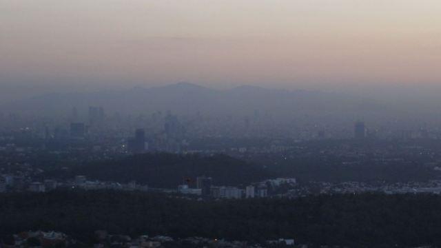 Ecatepec presenta mala calidad del aire