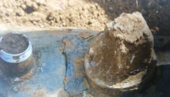 PGR localiza 4 tomas clandestinas de combustible en Jalisco