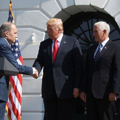 PIB de Estados Unidos aumenta 4.1% en segundo trimestre: Trump