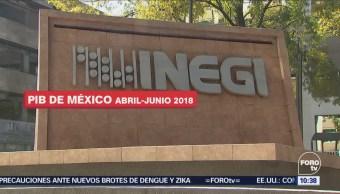 PIB de México decrece en 0.1 por ciento: INEGI