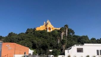 Ubican Pirámide de Cholula como la sexta más visitada en México