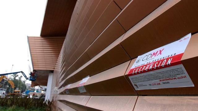 Amieva: Listos, para verificar plazas comerciales capitalinas