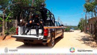 Escolta de candidata del PRI repele agresión en Chilapa