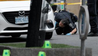 Una niña y una joven, las víctimas de tiroteo en Toronto