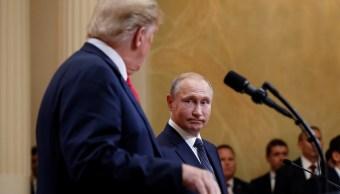 Putin y Trump coinciden en que diálogo franco