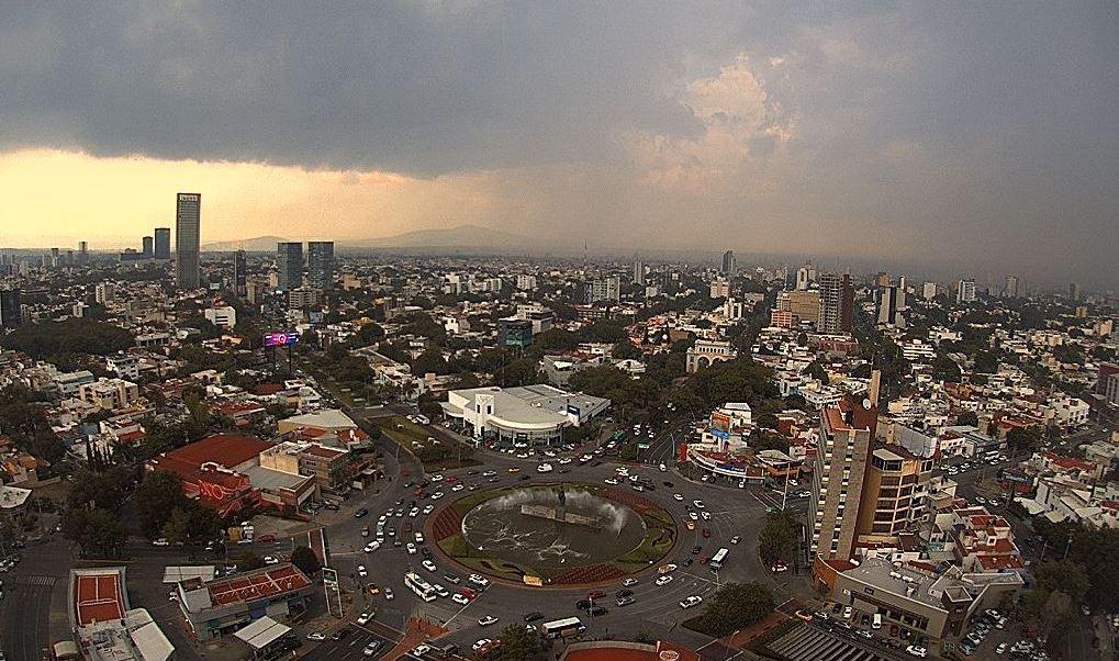 Pronostican lluvias de diferente intensidad en la República Mexicana