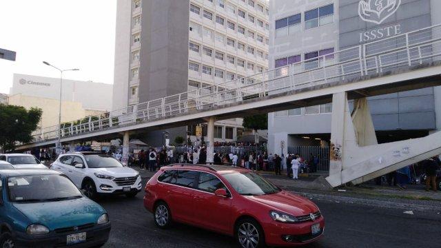 Protección Civil de Puebla reporta saldo blanco tras sismo de 5.9