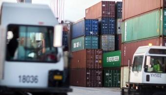 Proteccionismo reduce déficit de EU en 6.6% en mayo