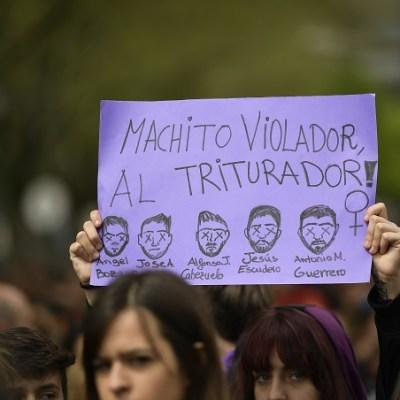 Pamplona no quiere más ataques a mujeres como el de 'La Manada'
