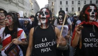 Escándalo de corrupción jueces en Perú, un dolor de cabeza