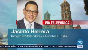 Puebla Inició Cómputo Distrital Informa Instituto Electoral