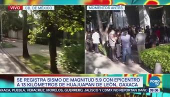 Puebla reporta saldo blanco luego de sismo