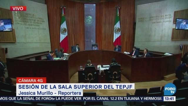 TEPJF Analiza Multas Candidatos Independientes Presidenciales